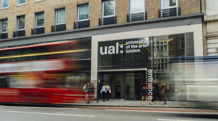 University on arts en Londres