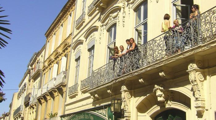 Escuela de francés en Montpellier