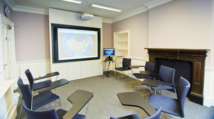 Aula academia de idiomas en Londres Bloomsbury