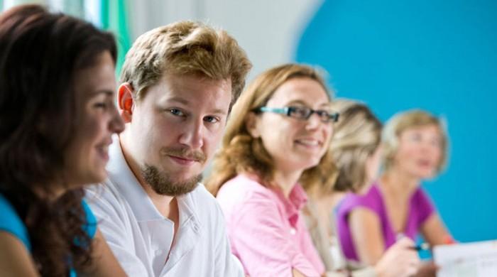 Estudiante de alemán en Lindau