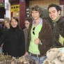 Turistas en Shangai