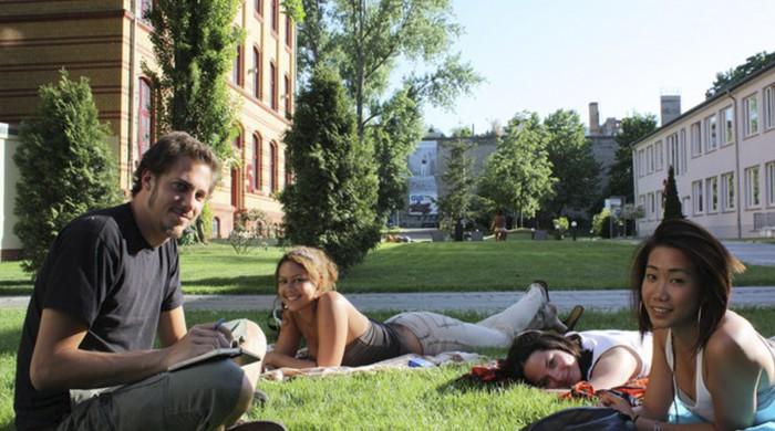Estudiando en Berlín