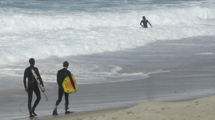 Surf en San Diego