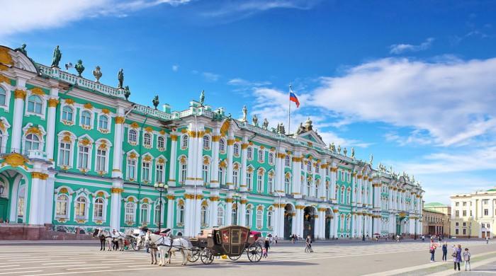 Turismo en Sant Petersburgo