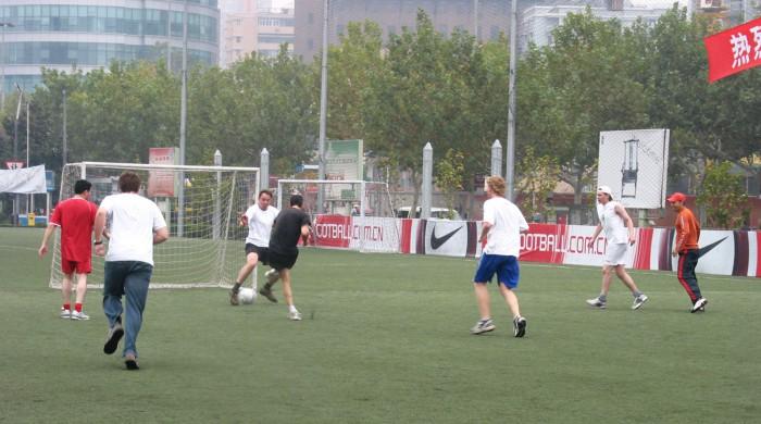 Deporte en Shangai