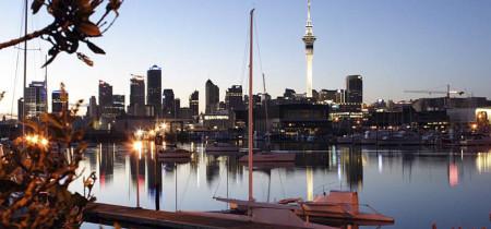puerto Nueva Zelanda