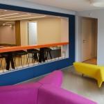 Residencia de estudiantes en Cambridge