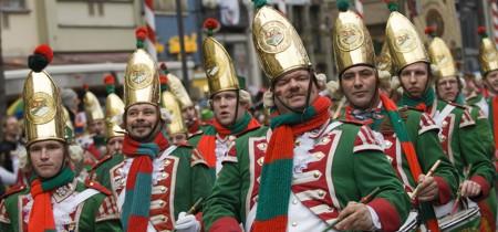 Fiestas en Colonia