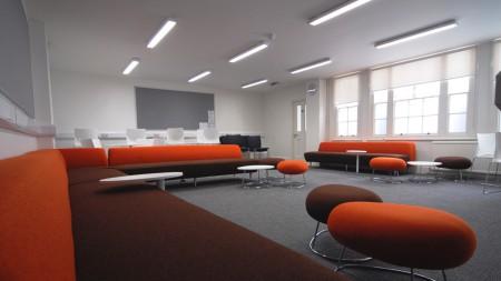 Centro educativo en Londres Bloomsbury