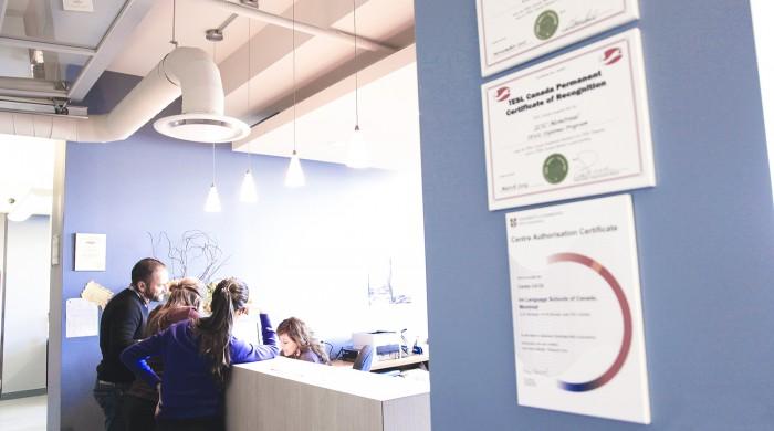 Escuela de idiomas en Montreal
