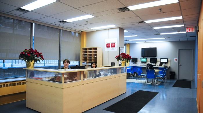 Centro educativo en Toronto