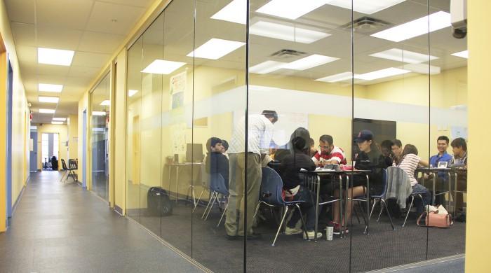 Centro de idiomas en Vancouver