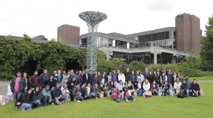 Idiomas en la Universidad de Limerick
