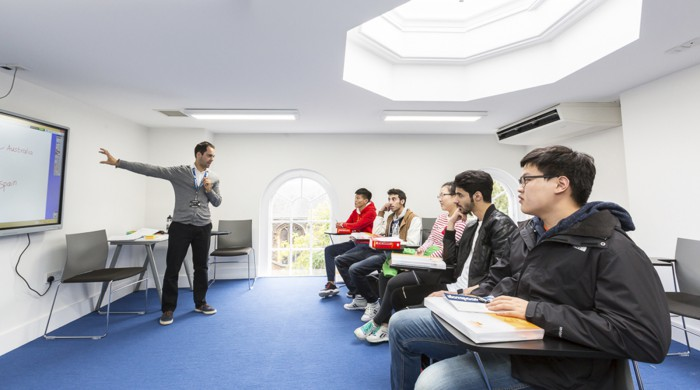 Clases intensivas de inglés en Cambridge
