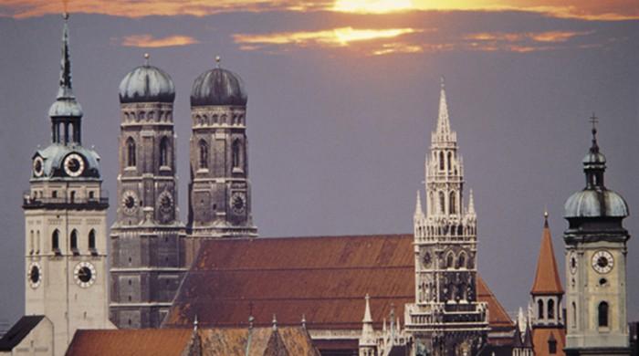 Catedrales en Munich