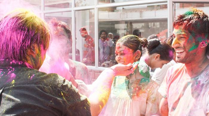 Festival de los Colores, India