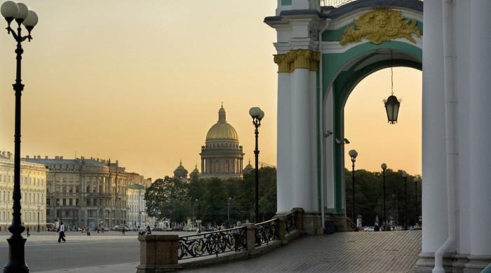 Atardeceres en Sant Petersburgo