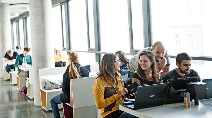 estudiantes Wiener Universitat