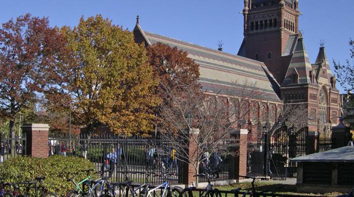 Universidad de Harvard, EEUU