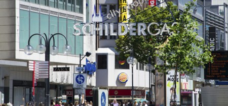 Escuela alemana en Colonia