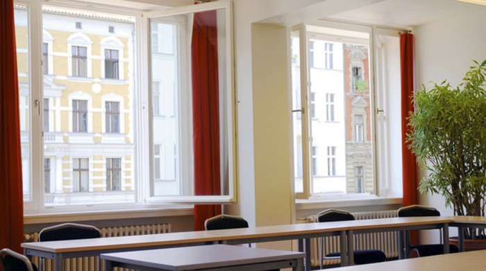 Escuela de idiomas, Berlín