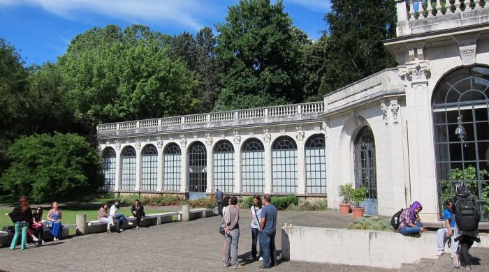 Escuela de francés en Vichy
