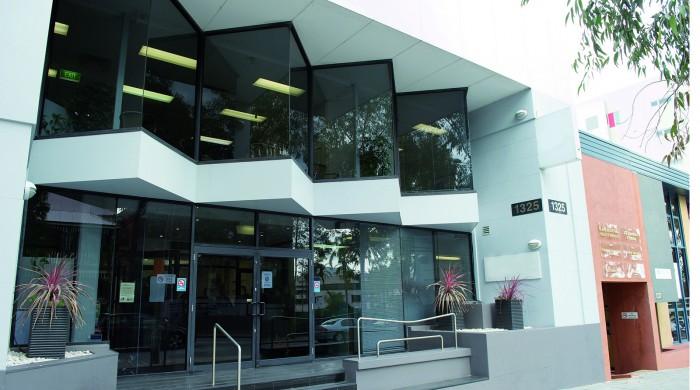 Escuela en Perth