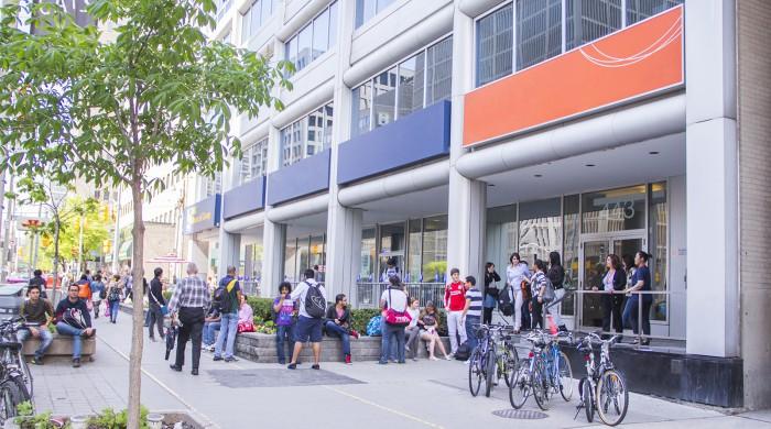 Escuela de inglés en Toronto