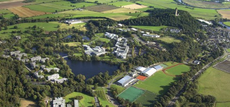 vista University of Stirling