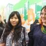 Alumnos de inglés en India