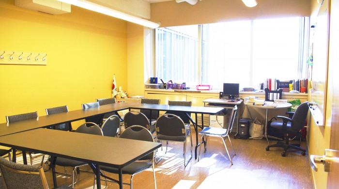 Instalaciones escuela de Toronto