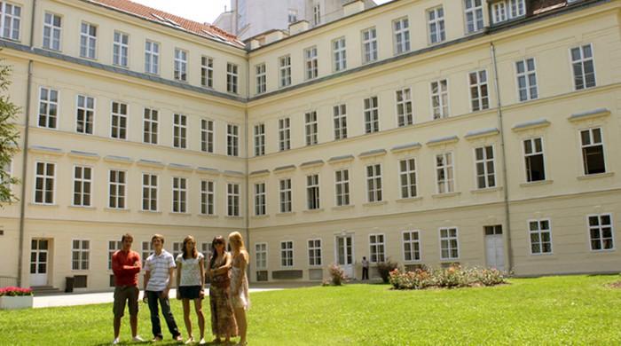 Centro escolar en Viena