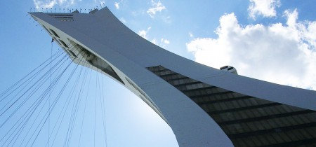 Olympic Stadium en Montreal