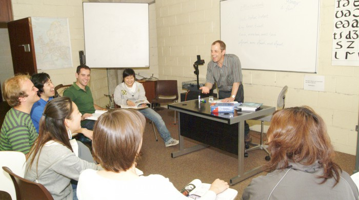 Curso de inglés en Universidad de Limerick