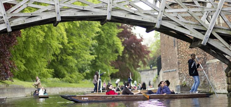 Formarse con cursos de inglés en Cambridge