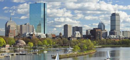 Escuela de inglés en el centro de Boston