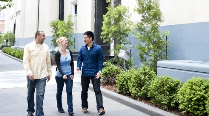Escuela de inglés en el centro de San Francisco