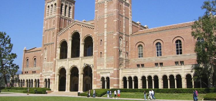 Campus de University of California Los Angeles