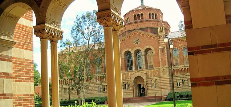 Curso de Inglés en UCLA