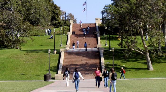Ingles en UCLA Los Angeles