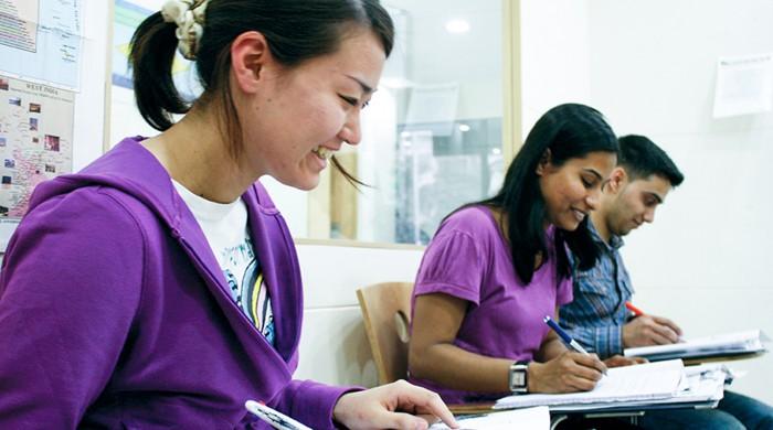Cursando inglés en Nueva Delhi