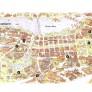 Mapa de Boston y Universidad de Boston