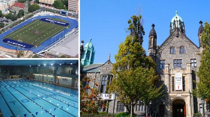 Campus Universidad de Toronto