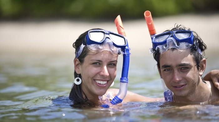 Submarinismo en Gold Coast