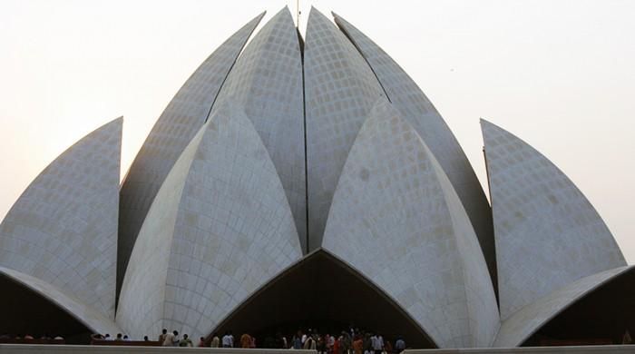 Edificio en Nueva Delhi