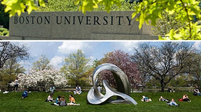 Jardines Universidad de Boston