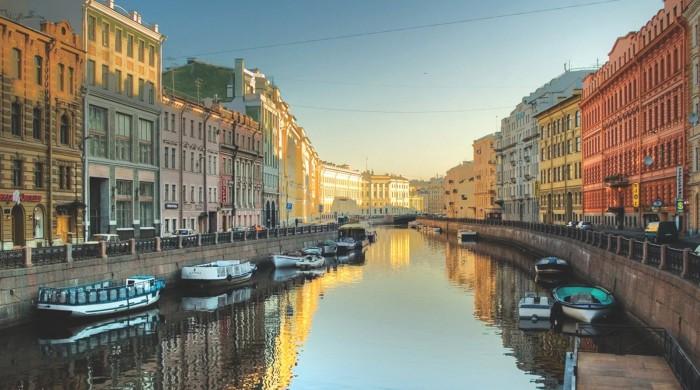 Sant Petersburgo, Rusia