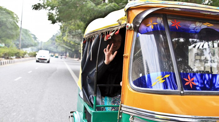 Viajar por India
