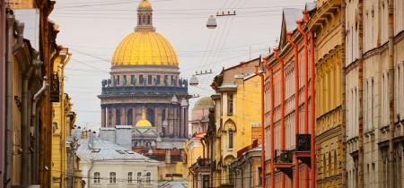 Calles de Sant Petersburgo