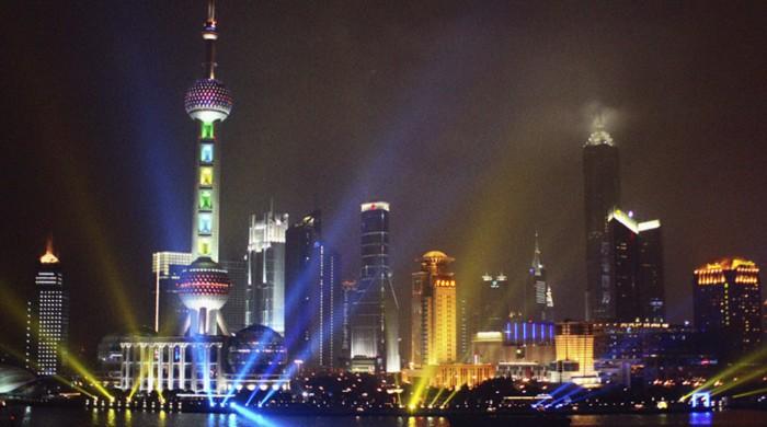 Skyline Shangai